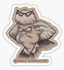 Librarian Witch Sticker