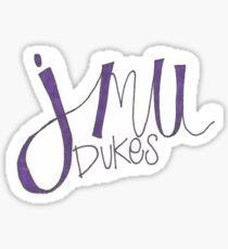 Dukes Sticker