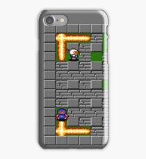 Bomberman Board iPhone Case/Skin