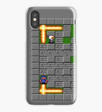 Bomberman Board iPhone Case/Skin