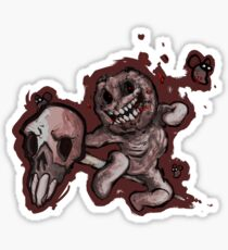 Famine - The Binding of Isaac Sticker
