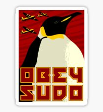 Obey SUDO Sticker