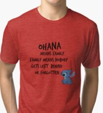 Camiseta de tejido mixto # 2