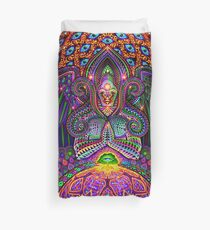 The God Source Duvet Cover