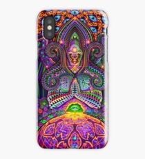 The God Source iPhone Case