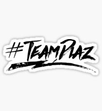 #TeamDiaz Sticker