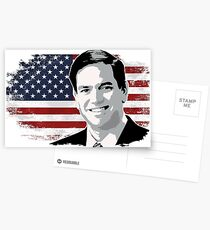 Marco Rubio for president 2016 Postcards