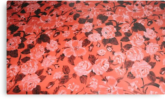 rose pattern by Fahad Al-Alam