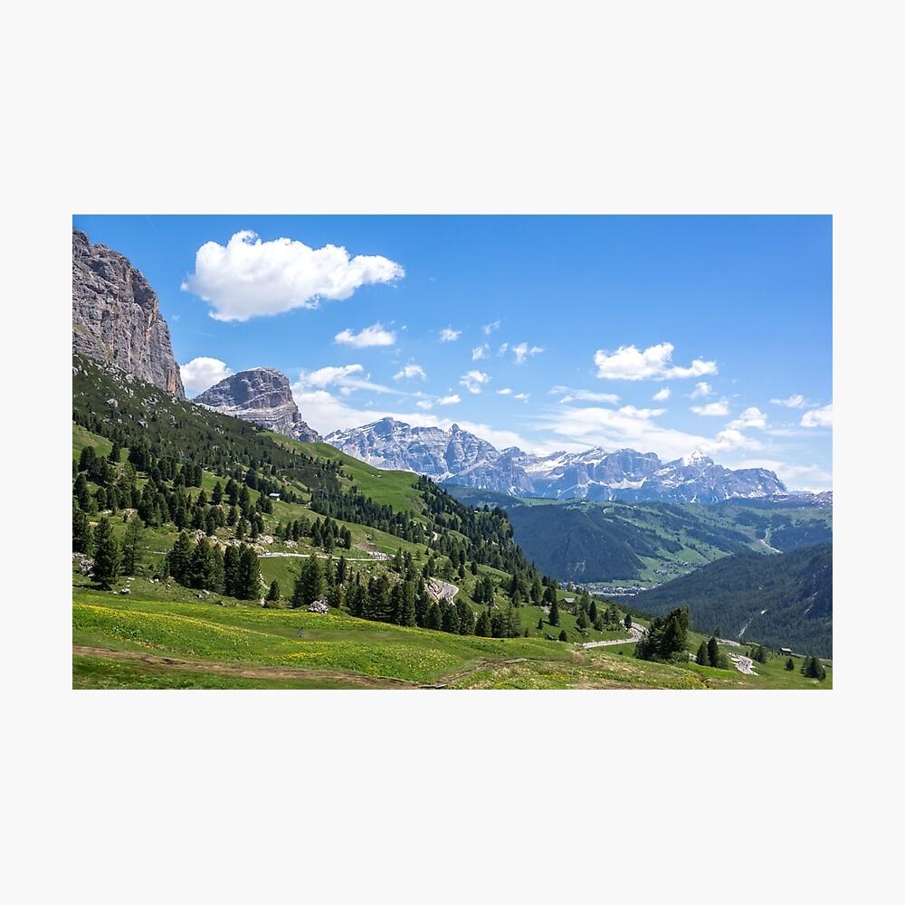 Dolomites Lámina fotográfica
