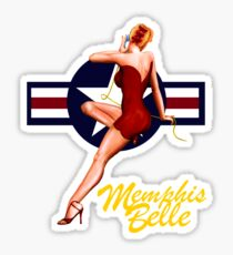 The Memphis Belle Sticker