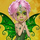 Green Fae by LoneAngel