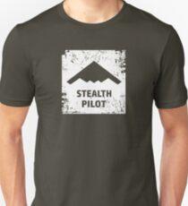 Stealth Pilot Unisex T-Shirt