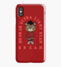 Ultra Light Beam x Yeezy S3 Bear iPhone Case