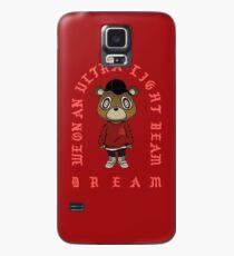Ultra Light Beam x Yeezy S3 Bear Case/Skin for Samsung Galaxy