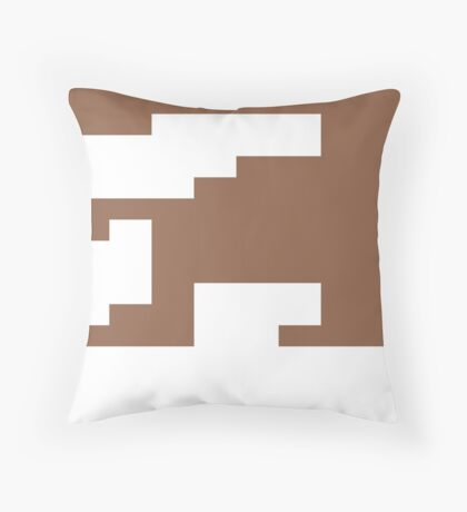 the Extraterrestrial v.2 Throw Pillow
