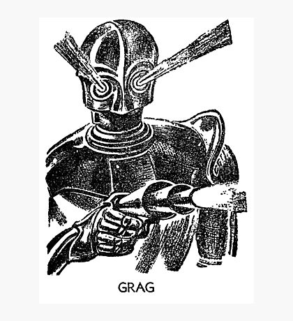 GRAG  Photographic Print