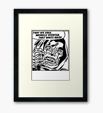 Uptown Funk  Framed Print