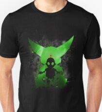 Ratchet & Clank Galaxy (Green Version) Unisex T-Shirt