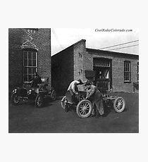 Cars 001 Photographic Print