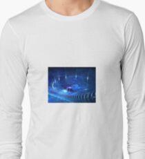 Hyperspace Freeway Long Sleeve T-Shirt