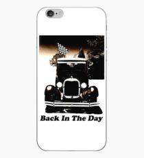 BackInTheDay #2 iPhone Case