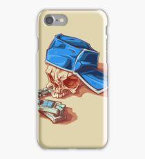Bonehead 0016 iPhone Case/Skin