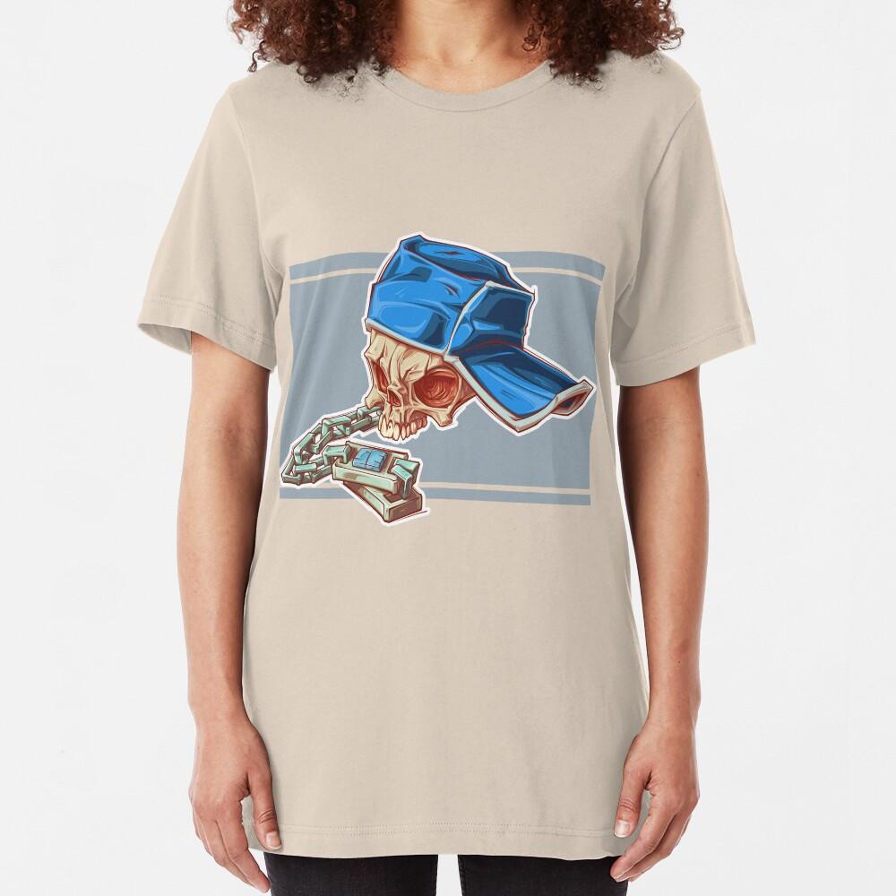 Bonehead 0016 Slim Fit T-Shirt