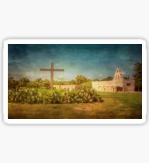 Mission San Juan Capistrano Sticker