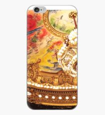 Paris Opera Chandelier iPhone Case