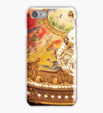 Paris Opera Chandelier iPhone Case/Skin