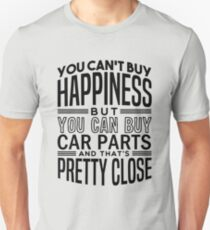 Happiness is car parts T-Shirt
