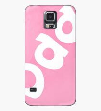 SHINEE / ODD / PASTEL PINK Case/Skin for Samsung Galaxy