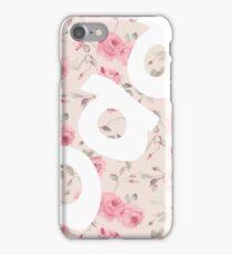 SHINEE / ODD / FLORAL iPhone Case/Skin