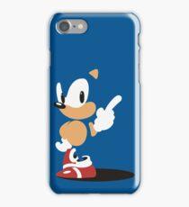 Minimal Hedgehog iPhone Case/Skin