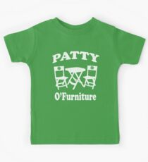 Patty O'Furniture T-Shirt (vintage look) Kids Tee