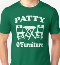 Patty O'Furniture T-Shirt (vintage look) T-Shirt