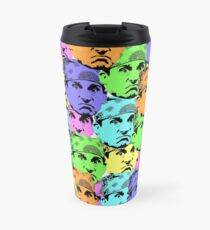 Michael Scott The Office US Prison Mike Travel Mug