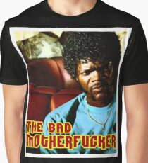 "Pulp Fiction- Jules ""The Bad Motherfucker"" Graphic T-Shirt"
