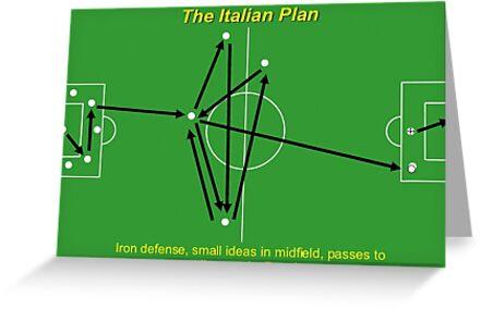 Italian Plan Football Funny Tactics