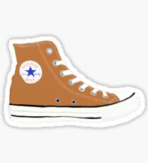 High Tops Sneaker Sticker