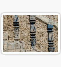 Ancient Stairs Sticker