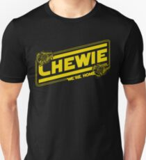 Chewie We're Home T-Shirt