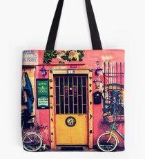 Colorful Balat Tote Bag