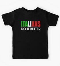 Italians do it Better Kids Clothes