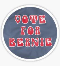 Vote 4 Bernie Sticker