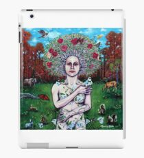 'A Portrait of Mother Nature' iPad Case/Skin