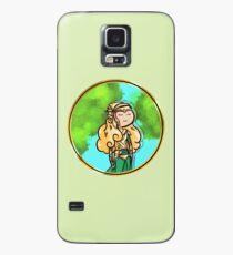 cute glorfindel Case/Skin for Samsung Galaxy