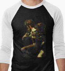 Saturn Devouring His Son - Francisco Goya T-Shirt