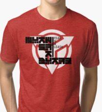 Fear Tri-blend T-Shirt