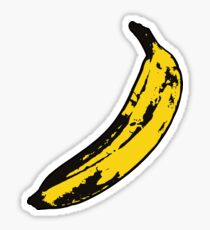 Punk Banana Sticker